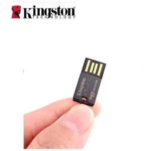 Kingston Lector Usb 2.0 Microsdhc Fcr-mrg2