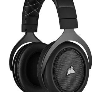 Audifonos Gamer CORSAIR HS70 PRO SURROUND Wireless – Carbon