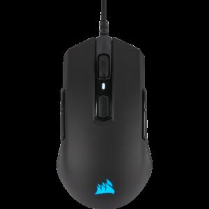 Mouse Gamer Ambidiestro CORSAIR M55 RGB PRO – Negro