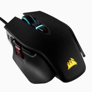 Mouse Gamer CORSAIR M65 RGB Elite 18K DPI – Negro