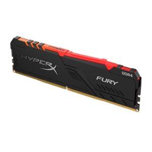 Memoria RAM HyperX FURY RGB 16GB DDR4, 3466MHz, Non-ECC
